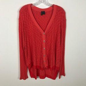 Anthropologie | Left Of Center Cardigan Sweater